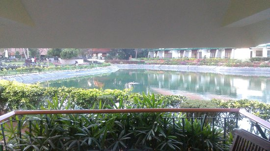 Silent Shores Resort & Spa : View from balcony