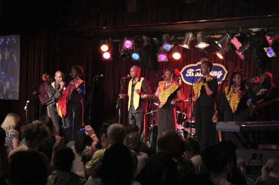 B.B. King Blues Club: Stage