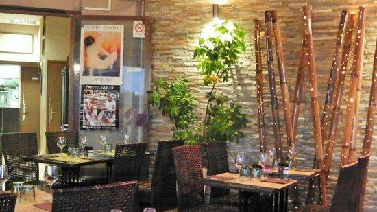 Le Bayside: Le Restaurant