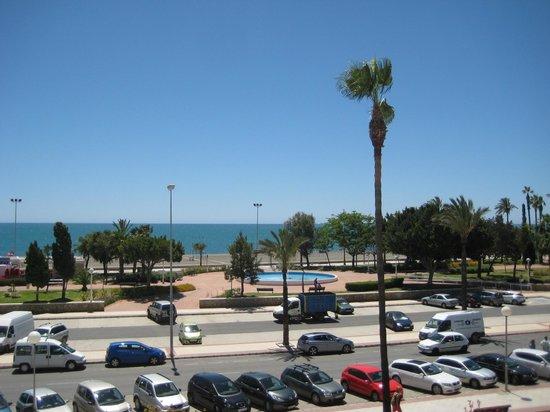Hotel Miraya: View from Balcony
