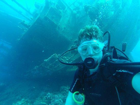 Ahlan Aqaba Scuba Diving Centre: Cedar Pride Wreck