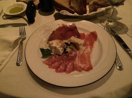 Scalinatella Restaurant: Simple, mais l'excellence est dans le produit