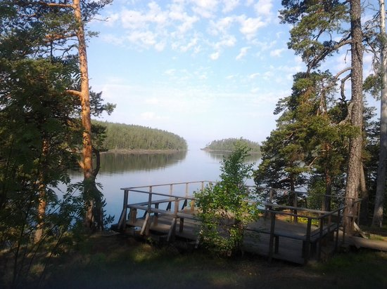 Sortavala, รัสเซีย: Дивный остров Валаам!