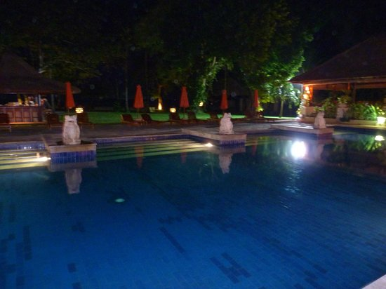 Mercure Resort Sanur: piscine ayant vue sur mer