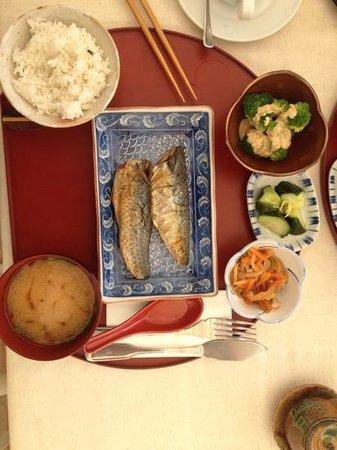Hotel La Luna Blanca: Japanese Breakfast