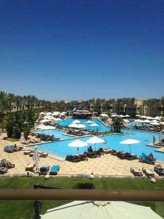Rixos Sharm El Sheikh: Pool View