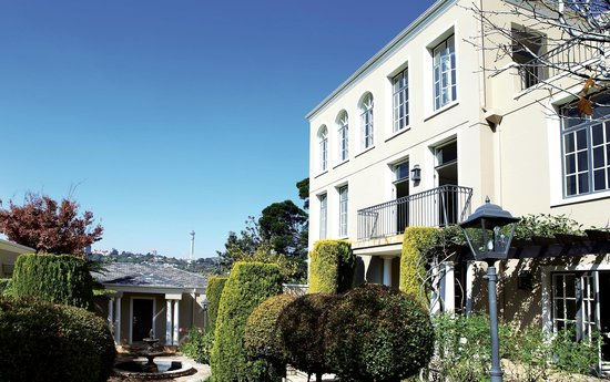 Four Seasons Hotel The Westcliff Johannesburg : Royal Suite Exterior View