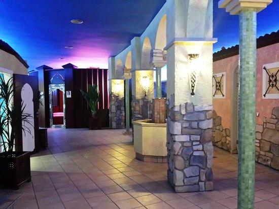 Hotel Escorial & Spa: Spa