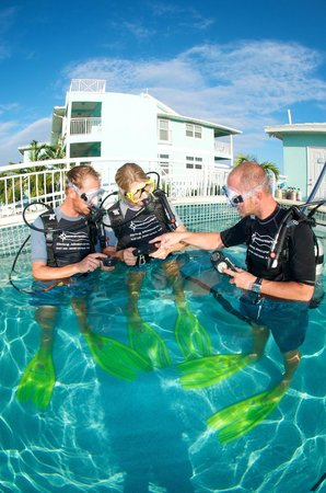Compass Point Dive Resort: Learn to Scuba Dive in Paradise