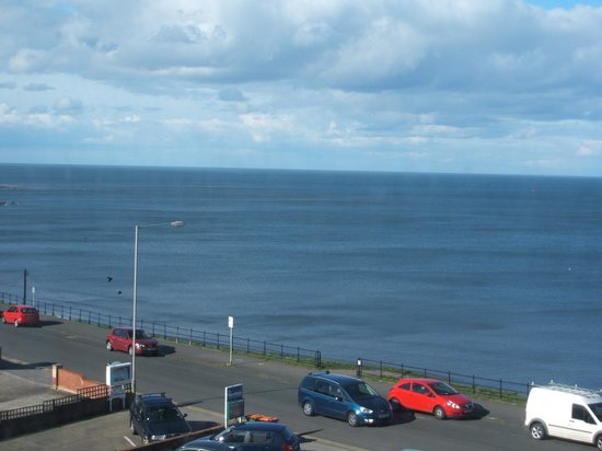 Kimberley Seafront Hotel : view from bedroom window