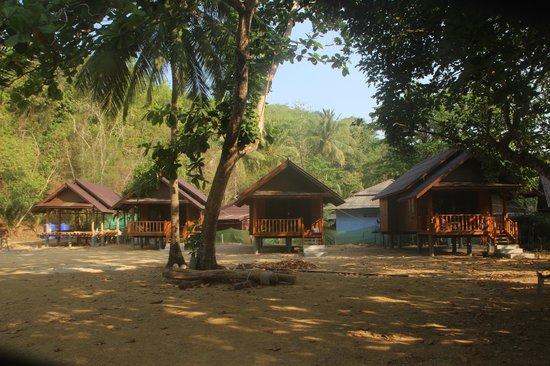 Koh Yao Sea View : Les nouveaux bungalows en bois