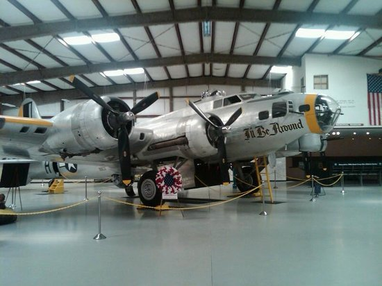 Pima Air & Space Museum: B-17