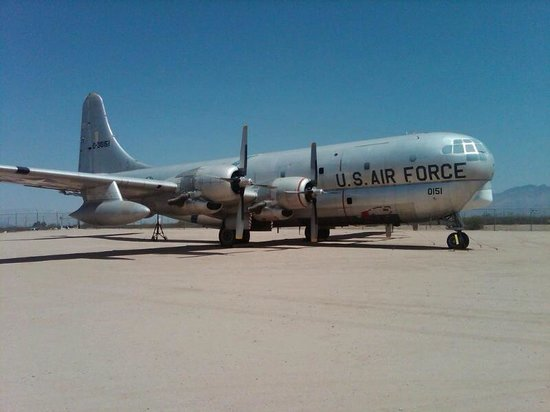 Pima Air & Space Museum: C-97