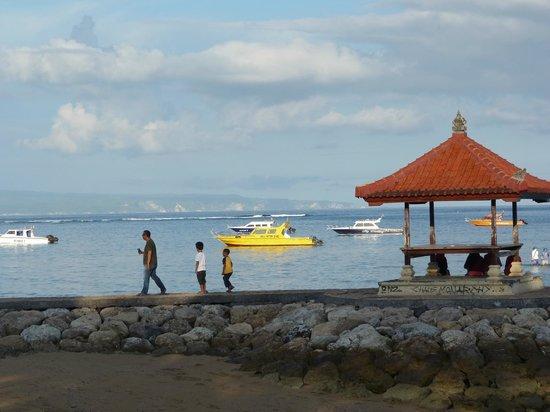 Mercure Resort Sanur : la plage du mercure