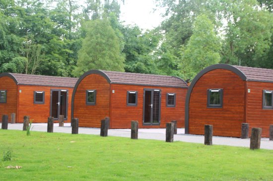 Group Camping Cabins 54