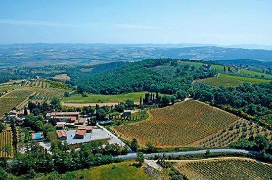 Agriturismo La Crociona: Foto Panoramica