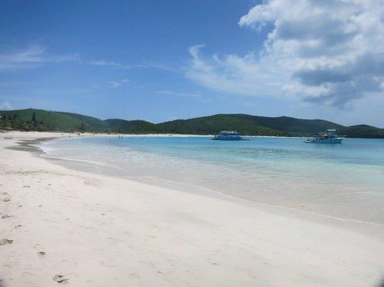 East Island Excursions : Flamenco Beach