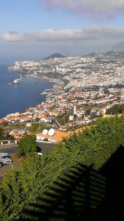Palheiro Village: Schitterend uitzicht, je krijgt er niet genoeg van !