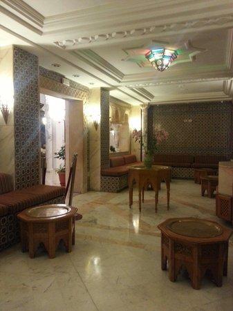 Hôtel Riviera Resort : Coffee shop :)