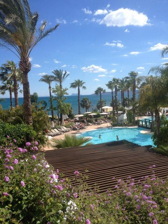 H10 Estepona Palace : View from terrace