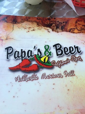 Papas and Beer Mexican Restaurant