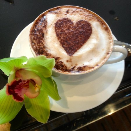 InterContinental London Park Lane: Coffee at the Park Lane