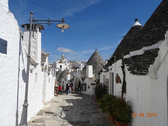 Trulli Colarossa Bed & Breakfast: Alberobello