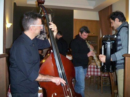 La Locanda del Baffo: Jazz alla Locanda