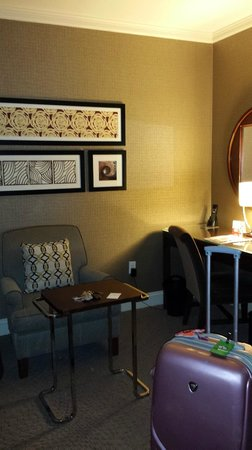 Sheraton Wilmington South : A space to work and eat