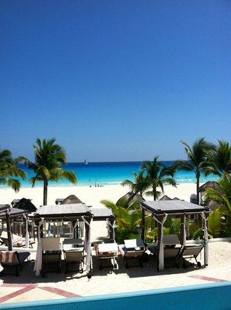 Hyatt Zilara Cancun: view