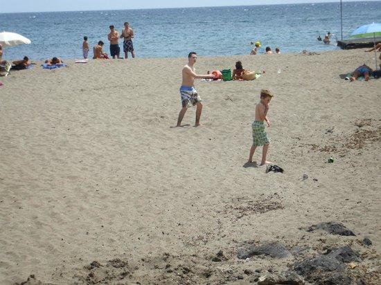 Alborada Beach Club: Beach