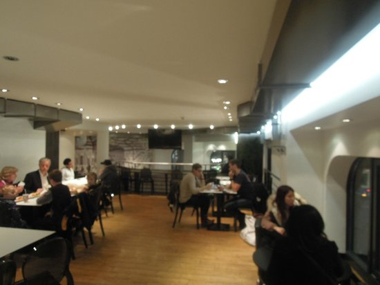 New York Food Company: interior