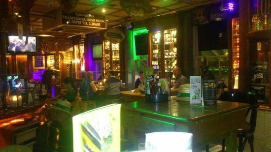 Oliver St. John Gogarty's Pub: 4