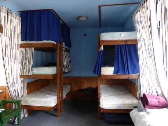 The West Highland Way Sleeper: Schlafsaal