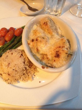 Bridgewater Bistro : Seafood st Jaques