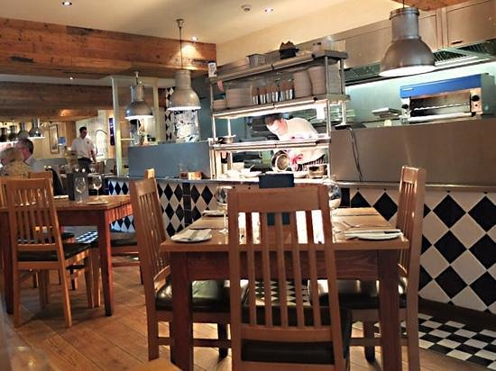 Loch Fyne Kenilworth: The Open Kitchen