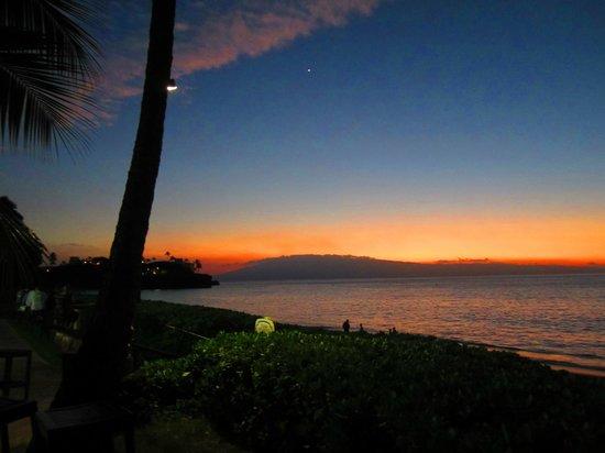Royal Lahaina Resort: View of the ocean
