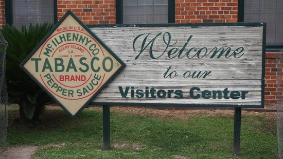 Tabasco Visitor Center and Pepper Sauce Factory: Tabasco Welcome Center