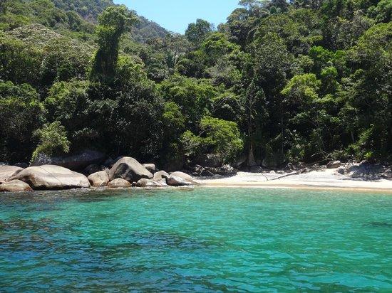 Caxadaco Beach : Vista chegando no passeio de barco