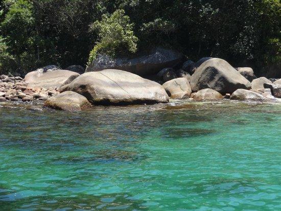 Caxadaco Beach : Algumas das pedras em volta