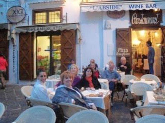 L'Abside: Great food, great atmosphere