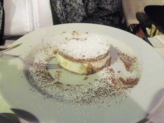 L'Abside: Dessert