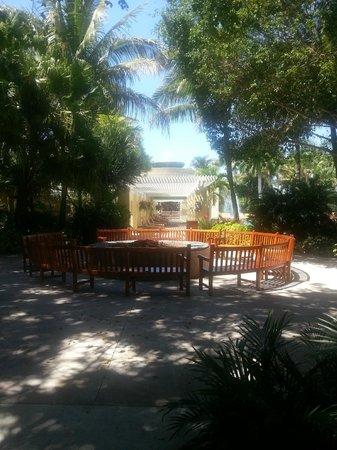 Hyatt Regency Coconut Point Resort & Spa: Bonfire pit