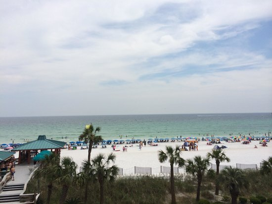 Ramada Plaza Fort Walton Beach Resort/Destin: Great view