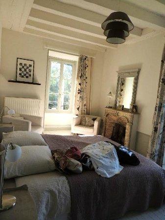 Le Prieuré : 素敵なお部屋です!