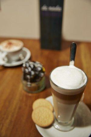 De Nada: Cafe latte