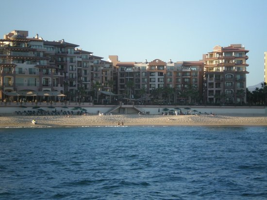 Villa del Arco Beach Resort & Spa Cabo San Lucas : Del Arco Offshore View