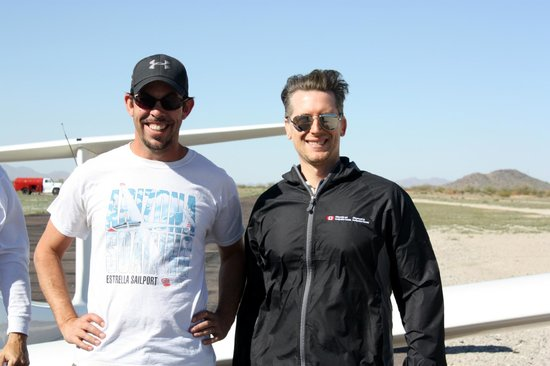 Arizona Soaring Inc.: Excellent pilot