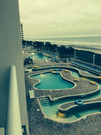 Bay Watch Resort & Conference Center : The view from the room