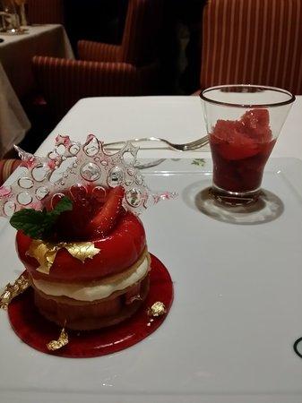 Le Cirque: Dessert!